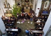 Kostel sv. Petra a Pavla 8. 1. 2014