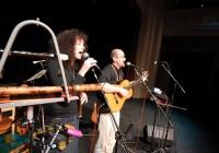Křest CD - Do neznámých míst v Divadle za plotem