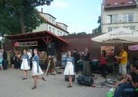 Svatojánské slavnosti v Dolních Chabrech26. 6. 2014